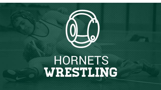 HORNET WRESTLERS OPEN SEASON at COLLINS HILL INVITATIONAL