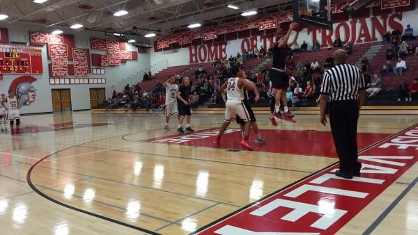 boulder creek high school boys varsity basketball beat