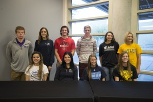 2015 Fall college early signers A