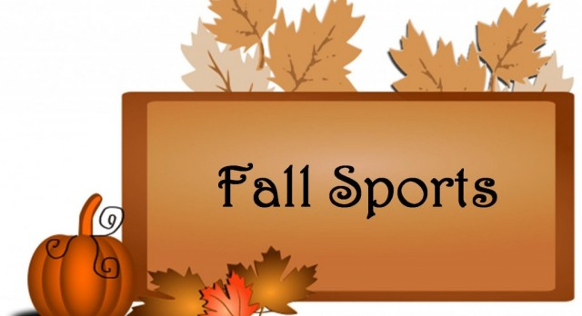 Fall Sports Try-Out Information