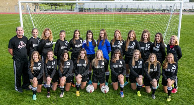 2016-2017 Lady Jags Soccer Teams
