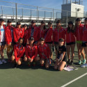 Girls Tennis 2016