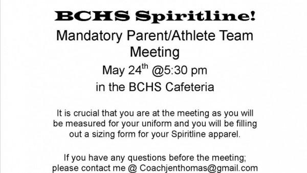 Spiritline Meeting 5-24