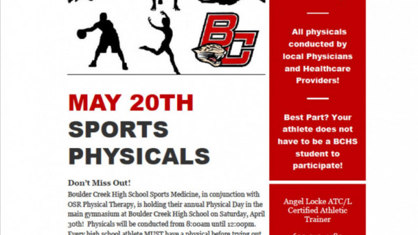 Physical Day 2017