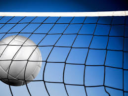 Highland Girls 7th Grade Volleyball beat Mt. Gilead Middle School 2-0