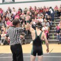 Wrestling at Hesperia 1/22/16