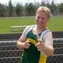 Varsity Track Photos from Coach Stremlow