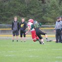 JV Football Home against Suttons Bay