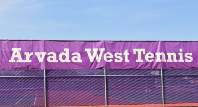 Arvada West Varsity Tennis Team 2015