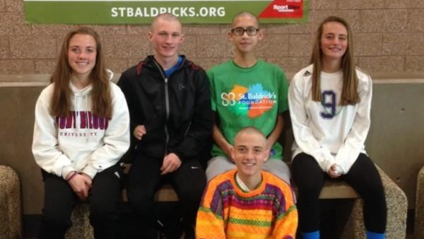 St. Baldricks Donors