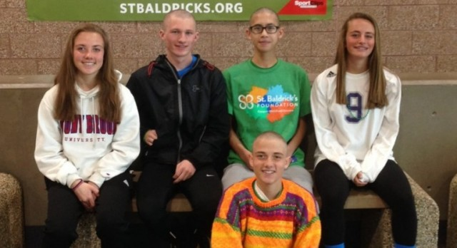 St. Baldricks – Track and Cross Country