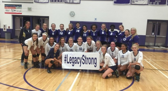 Wildcats for #LegacyStrong