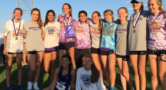Way to Go Cross Country!