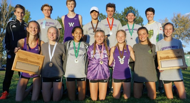 Cross Country – League Champions!