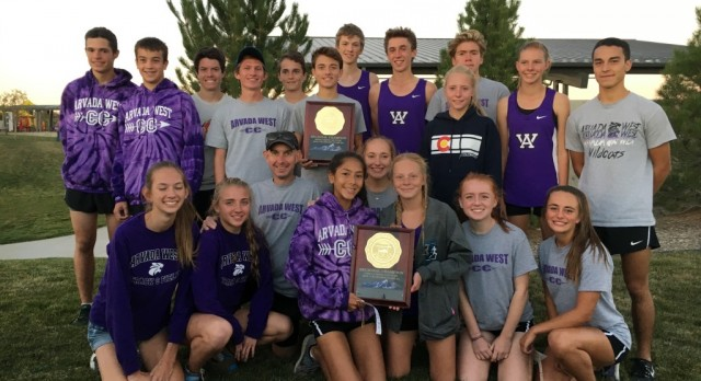 Cross Country – Region Champions!