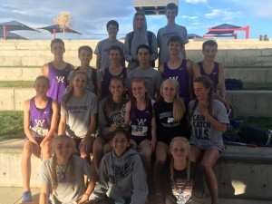Boys and Girls Varsity