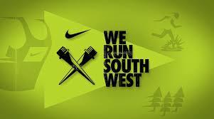 We run southwest