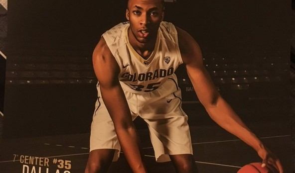 Former Wildcat excelling for Buffs!
