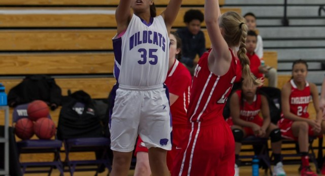 AW girls basketball gets win over Rebels