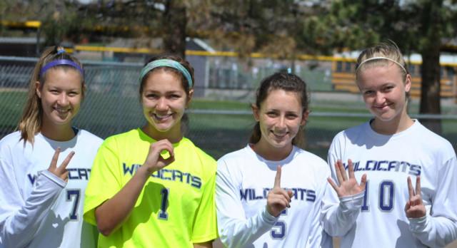 Girls Soccer Senior Night on Friday