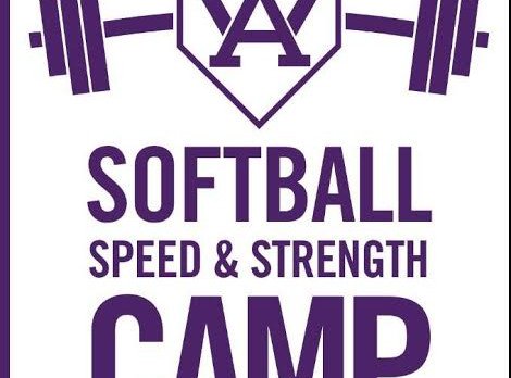 Softball Speed & Strength Camp registration