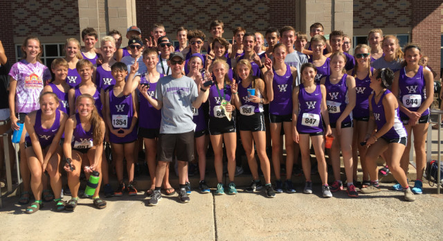 Cross Country Team Starts Season With Wins!