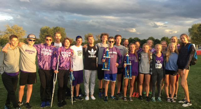 Cross Country Wins Big at Dave Sanders Invite