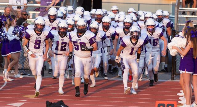 A-West Football wins 37-17 vs Boulder