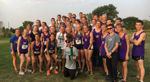 Cross Country Sweeps Gator Invite