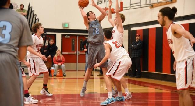 Senior Night: Boys Basketball and Cheer