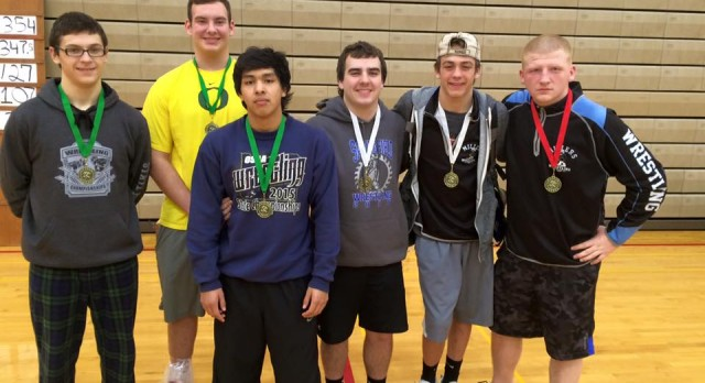 Mid-Western League Wrestling Championships