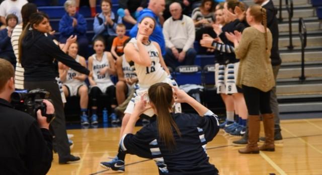 Girls Basketball Playoffs Saturday Night