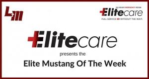 Elite Mustang Of The Week (1)
