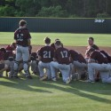 Baseball Playoff Game vs Rosehill Christian