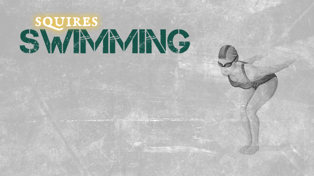 Squire Pride- Girls Swim and Dive