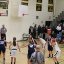 Girls Varsity Basketball vs. SCHS. Jan 3, 2014