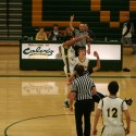 JV Boys BB vs. Lee 1-16-2014