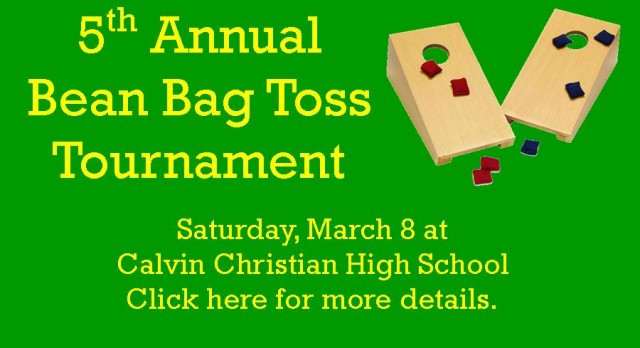 5th Annual Bean Bag Toss Tournament