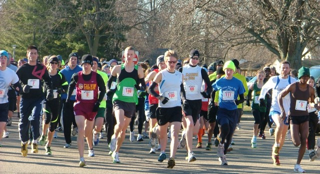 5th Annual Winter Blast 5K Entries on Record Pace