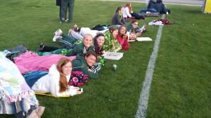 2014 regional tennis - group on lawn - 1