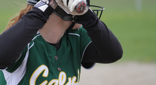 Calvin Softball Clinches Share of 2014 OK Silver Title