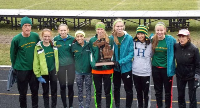 XC Regionals – Not For The Soft
