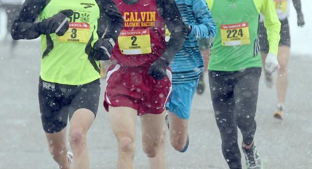 Winter Blast 5K partners with City of Grandville's Winter Shake UP