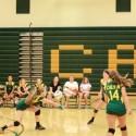 Freshman volleyball vs Godwin