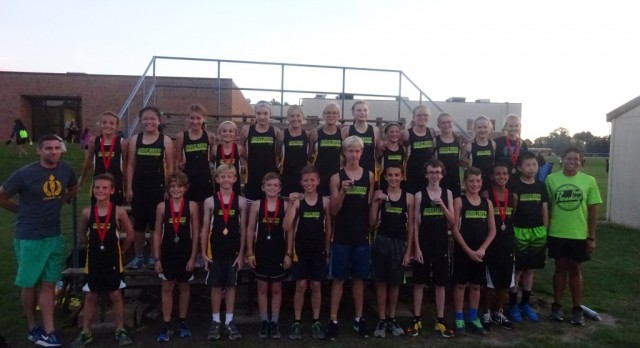 MS XC – As Iron Sharpens Iron