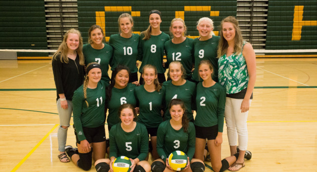Meet your VOLLEYBALL teams & coaches
