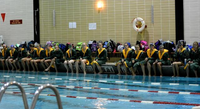 Get to know your CCHS Varsity Girls Swim & Dive Team