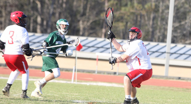 Boys Lacrosse Kicks Off Spring Sports Season Tonight