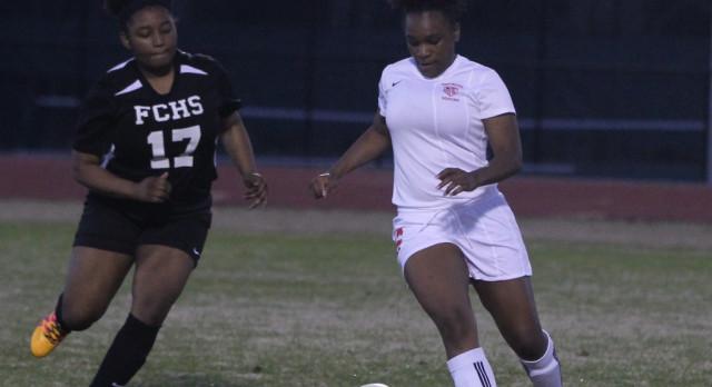 Redhawk Soccer Teams Take Down Griffins
