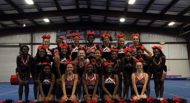 Cheerleading Tryouts 2017